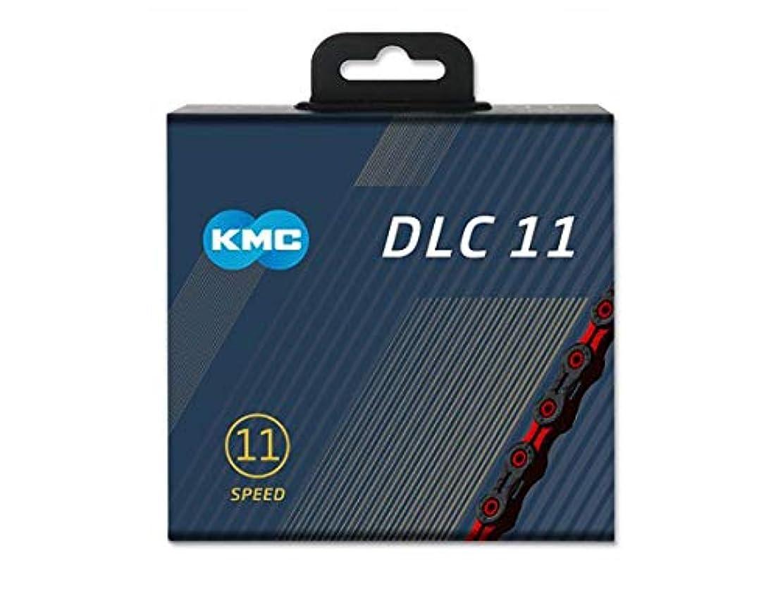 ストリップ素晴らしいです社交的KMC X11 DLC チェーン 11S/11速/11スピード 用 [並行輸入品]