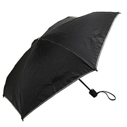 (トゥミ) TUMI トゥミ 傘 TUMI 14414 D スモール オートクローズ アンブレラ 折りたたみ傘 BLACK [並行輸入品]