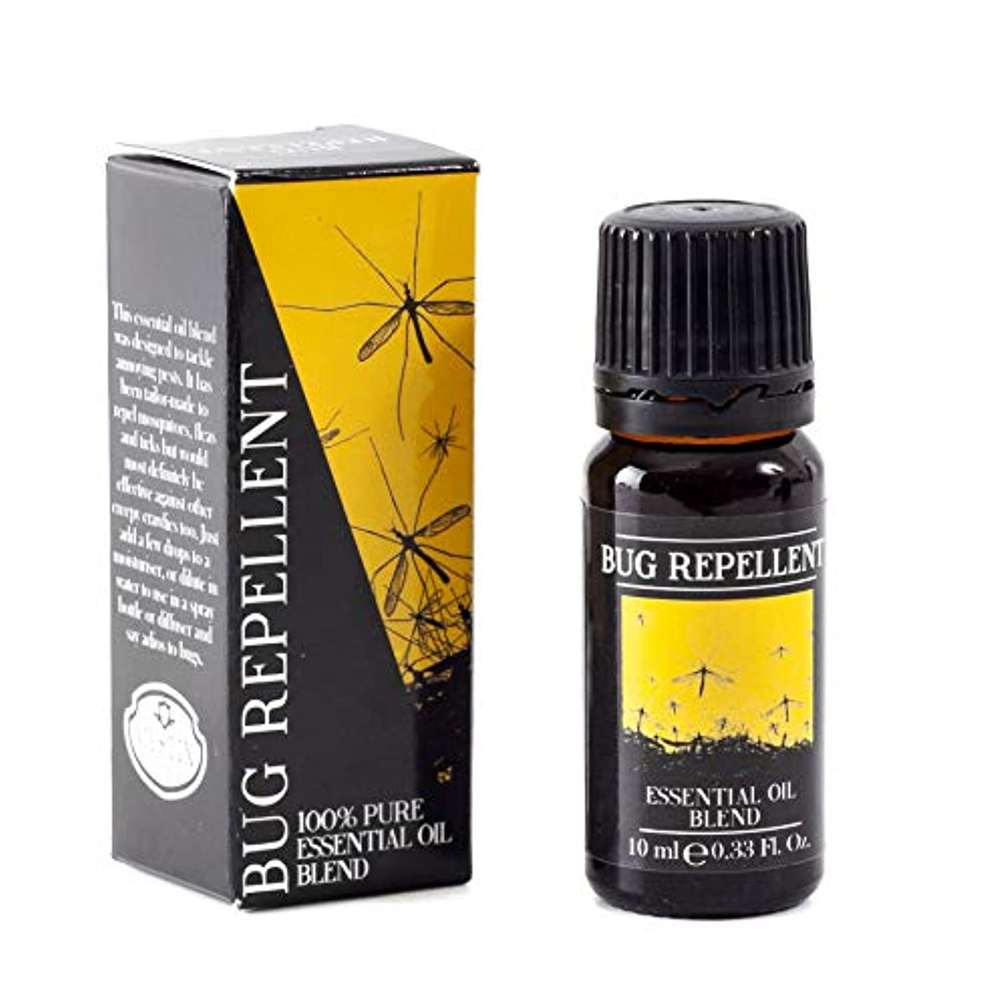 有料強化するかすれたMystix London | Bug Repellent Essential Oil Blend 10ml