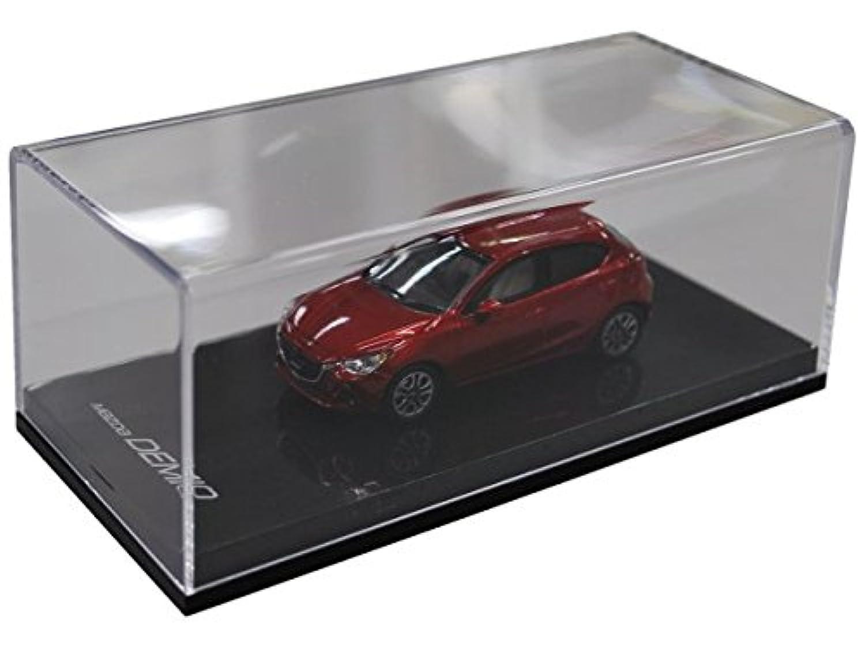 マツダコレクション モデルカー 1/64 デミオ 2014 ソウルレッドプレミアムメタリック 38BM99260H