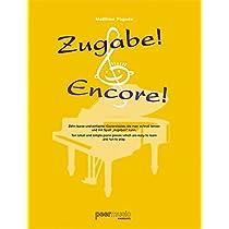 Zugabe! Encore! / ツーガーベ!アンコール! 楽譜