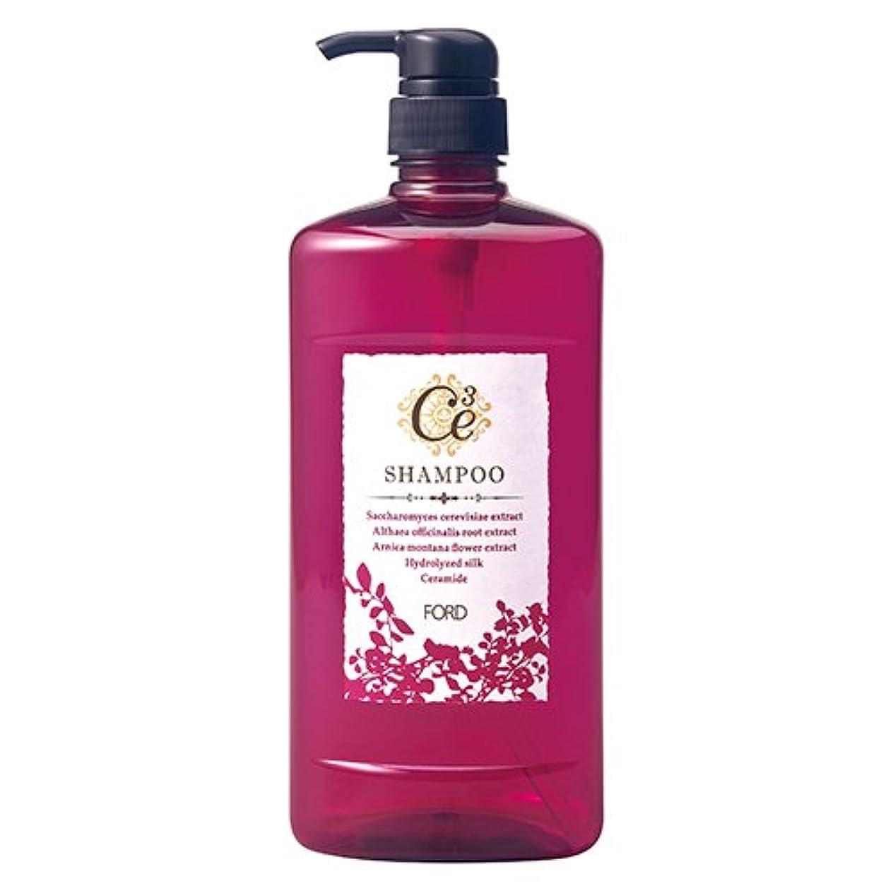 露出度の高い出版洗剤フォードヘア化粧品 CE3 シャンプー 1000ml
