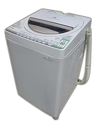 東芝 6.0kg 全自動洗濯機 グランホワイトTOSHIBA AW-6G2-W