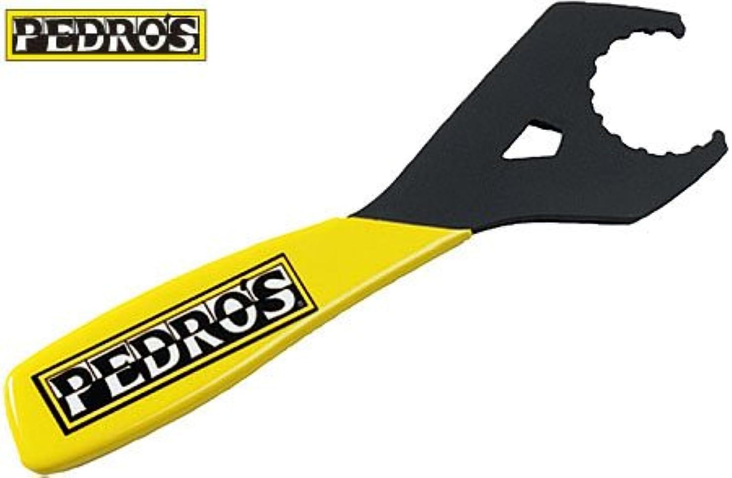 足枷謝罪する抜本的なペドロス(PEDROS) インテグレイテッド BBレンチシマノ用 102309