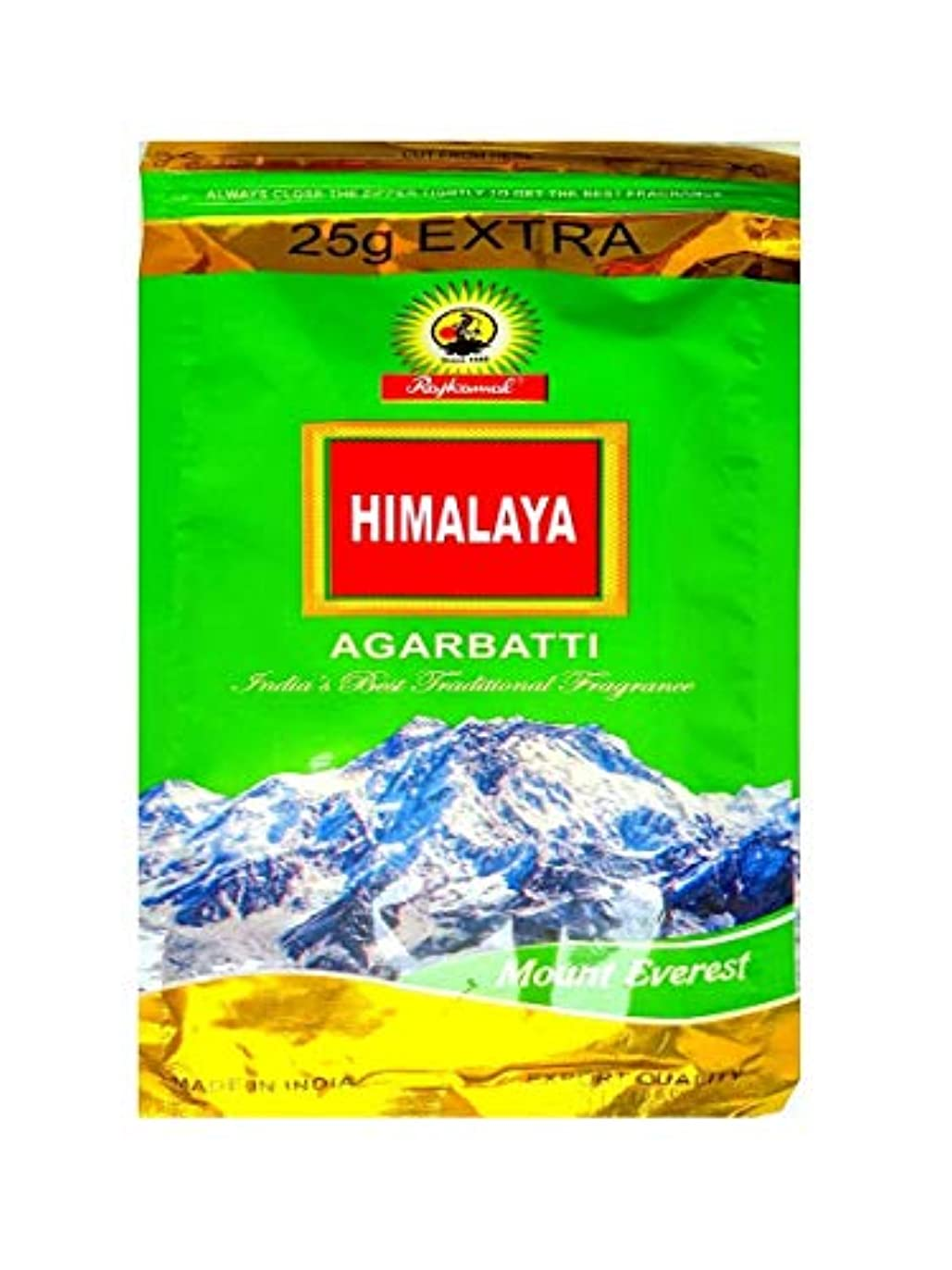 予約ドループ雇ったGift Of Forest Himalaya Mount Everest Agarbatti Pack of 450 gm