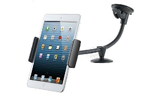 車載ホルダー タブレットPC スマホ 車載用スタンド ホルダー 携帯 iPad エアー アイパッド ミニ エクスペリア ギャラクシー Xperia GALAXY 便利 車載アーム YMR24