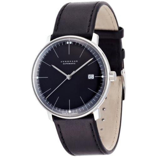 [ユンハンス]JUNGHANS 腕時計 自動巻き マックスビル オートマティック 027 4701 00 メンズ 【正規輸入品】