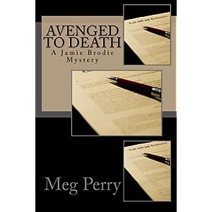 Avenged to Death: A Jamie Brodie Mystery (Jamie Brodie Mysteries)