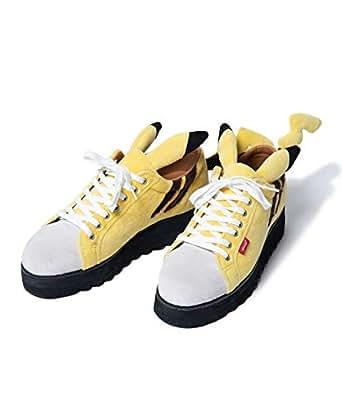 (グラム) glamb Pikachu sneakers/ピカチュウスニーカー GB0119/PK20 (1 (25.5cm), Yellow)