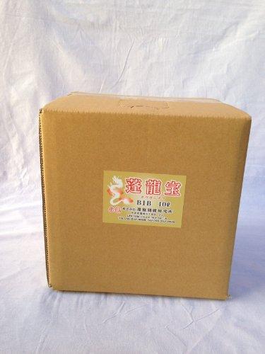 蓬乳酸菌液 蓬龍宝「白龍」 10Lバッグインボックス)