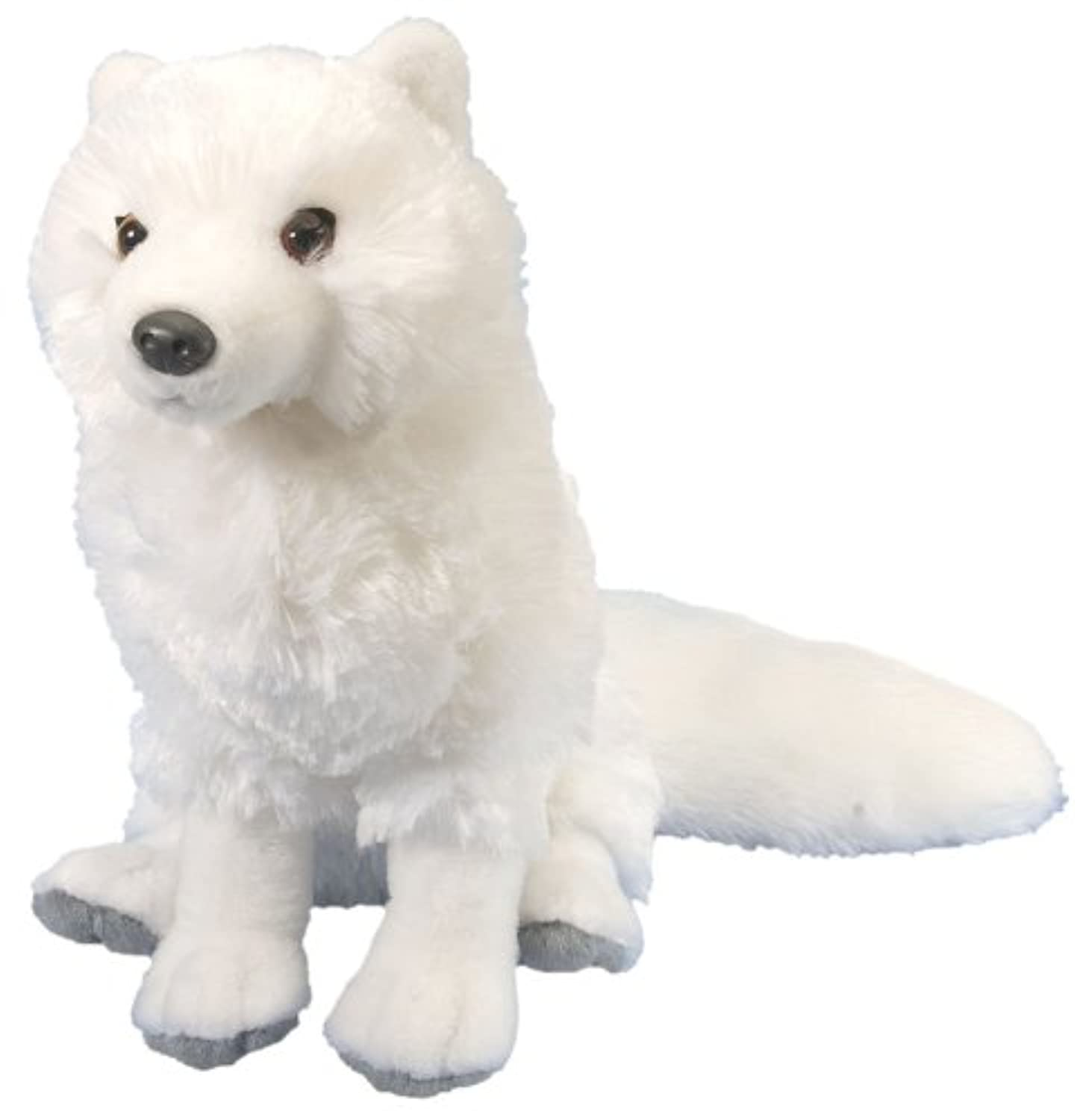 Wild Republic Cuddlekin Arctic Fox 12' Plush [並行輸入品]