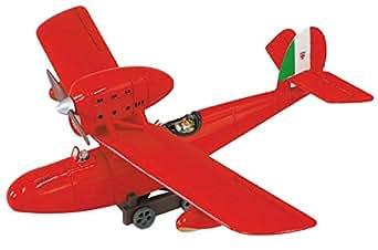 ファインモールド 紅の豚 サボイアS.21F 原作版後期型 フィオ立像付 FJ4 1/72スケール プラモデル