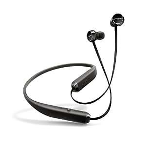 Sol Republic SHADOW ワイヤレス Bluetooth イヤホン/カナル型/iOS対応リモコン/ブラック SOL SHADOW BLK 【国内正規品】