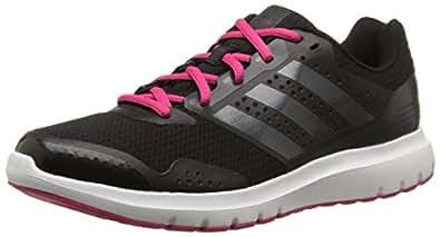 [アディダス] adidas ランニングシューズ Duramo 7 W B33562 B33562 (コアブラック/ナイトメット F13/ボールドピンク/23.5)