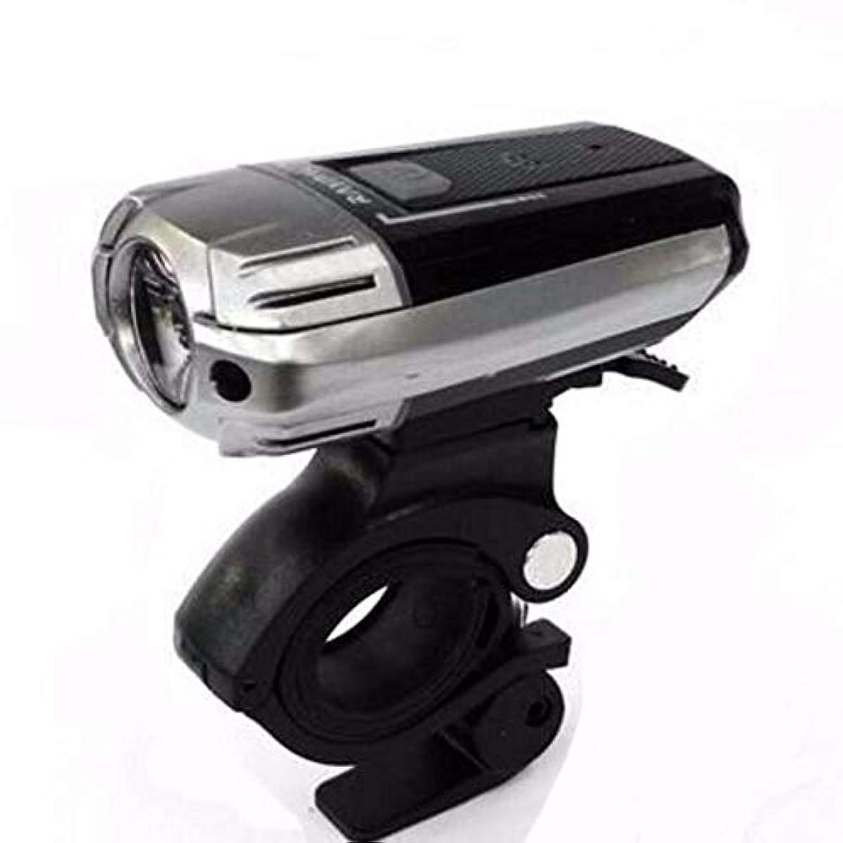民兵場合トンネルTDLJSVZE 自転車USB充電ヘッドライト自転車ヘッドライトUSB充電自転車ライト安全警告灯