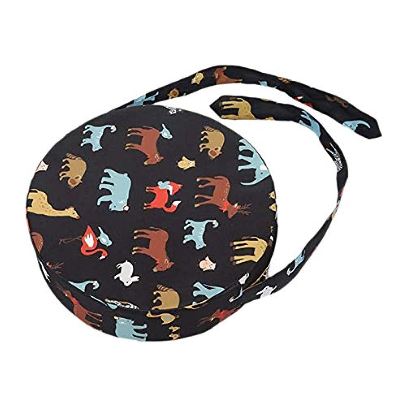 アシュリータファーマン共産主義者アルコールTamkyo キッズダイニングチェアハイトクッション高さ調整可能なチェアブースターシートパッド 幼児キッズベイビー用