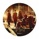 LEGEND OF 2PM オリジナル盤(プレイボタン)