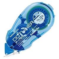 (まとめ) コクヨ テープのり ドットライナー しっかり貼るタイプ つめ替え用 8.4mm×16m タ-D400N-08 1個 【×20セット】