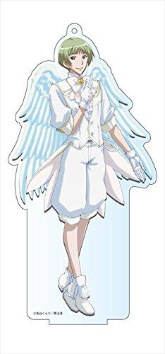 美男高校地球防衛部LOVE  デカアクリルスタンド 鳴子 モアベターver コンテンツシード