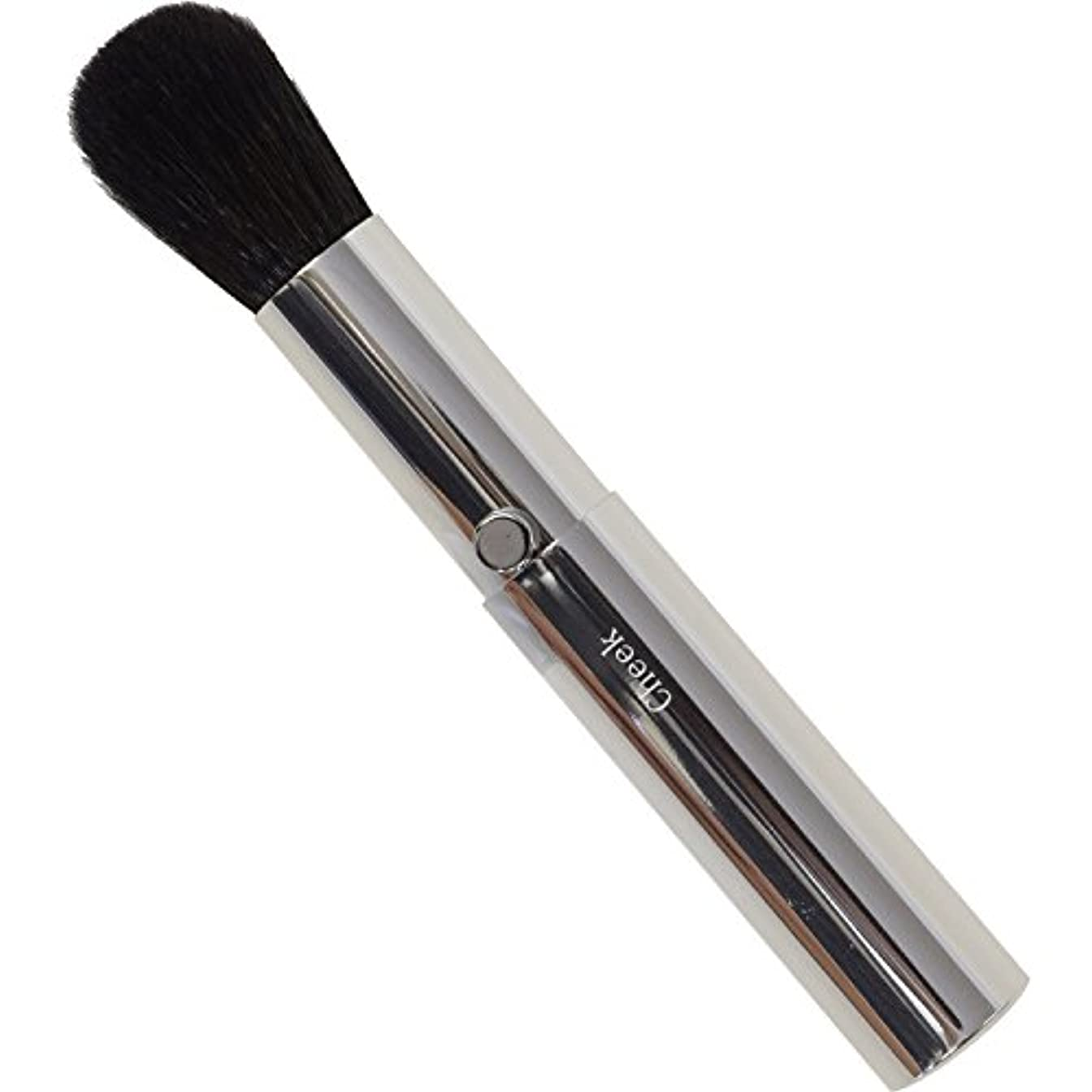 映画良さ決してSSS-C2 六角館さくら堂 スタイリッシュシンプルチークブラシ 粗光峰100% 高品質のスライドタイプ化粧筆