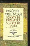 Sonata De Primavera: Sonata De Estio (Nueva Austral Series)