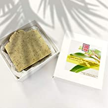 Handmade Lemon Myrtle Olive Oil Soap, Cold processed natural soap