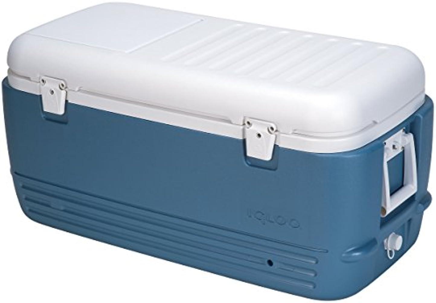 コスチューム誓い復讐igloo(イグルー) クーラーボックス マックスコールド MAXCOLD 100 I.BLUE 44361