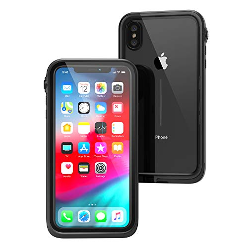 カタリスト iPhone Xs Max 完全防水ケース ブラック CT-WPIP18L-BK