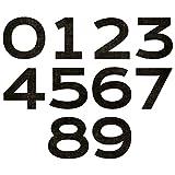 Sizzix Thinlits ダイセット 10個パック カウントダウン Tim Holtz製 665367 マルチカラー