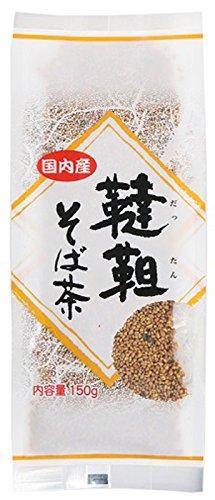 日穀製粉 韃靼そば茶 150g