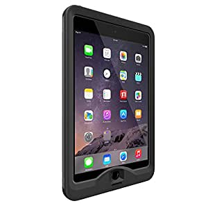 【日本正規代理店品・iPad mini 1/2/3本体保証付】LifeProof nuud for iPad mini 1/2/3 対応 7.9インチ Black 防水 防塵 耐衝撃 ケース 4580395351551