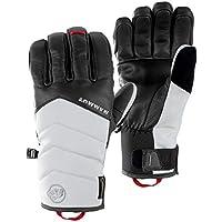 Mammut Alvier Glove marble/titanium 10