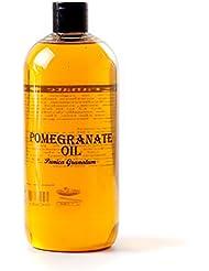Mystic Moments | Pomegranate Carrier Oil - 1 Litre - 100% Pure