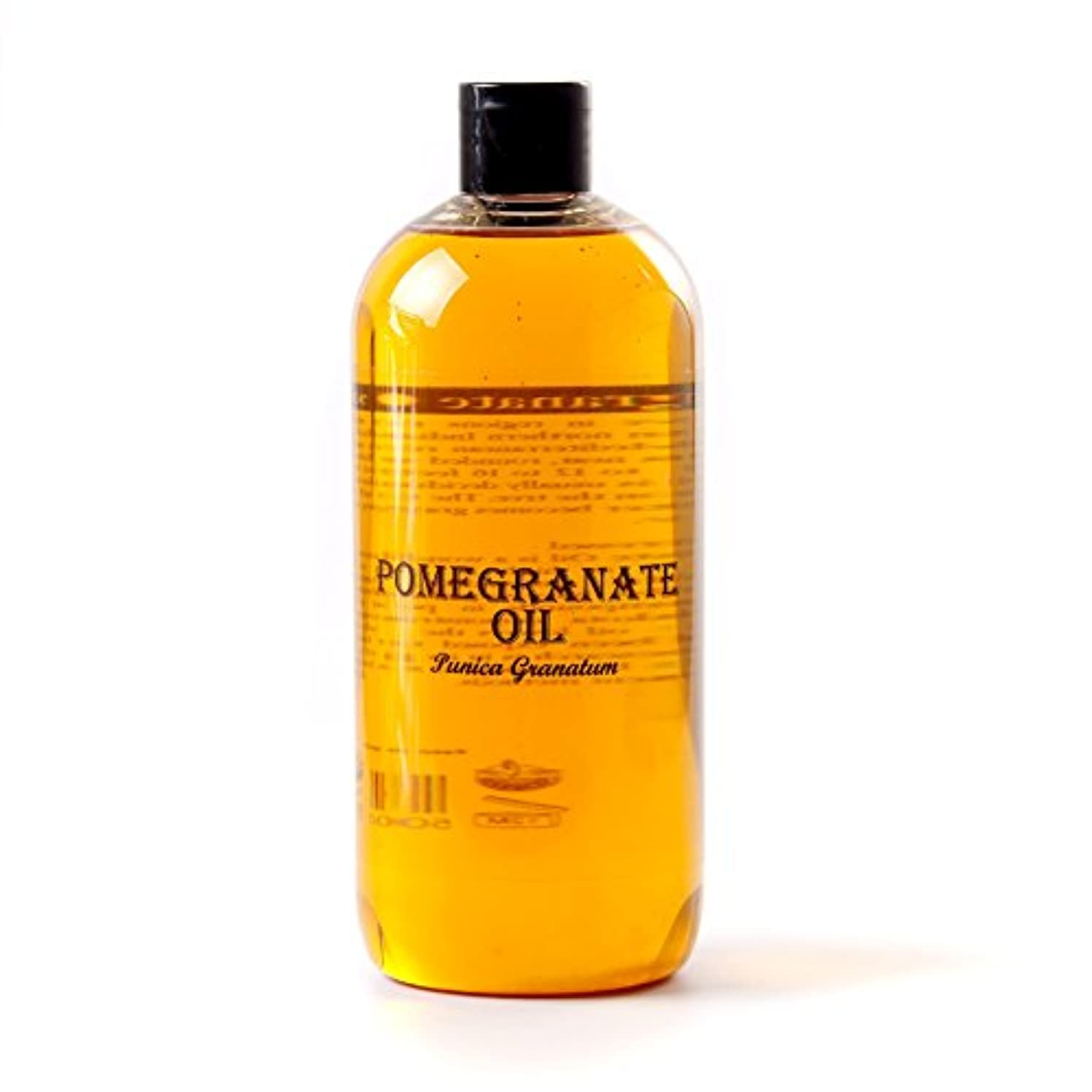 申請者味ロードハウスMystic Moments | Pomegranate Carrier Oil - 1 Litre - 100% Pure