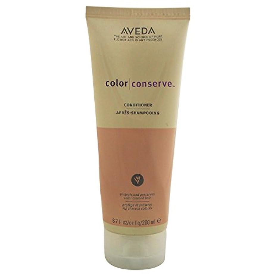 バランスのとれた力宝Aveda Color Conserve Conditioner 200ml [並行輸入品]