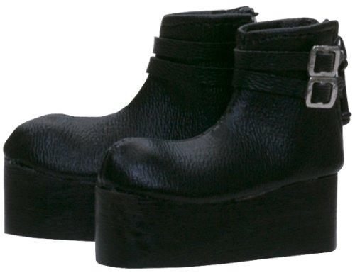 メンズ厚底ブーツ ブラック