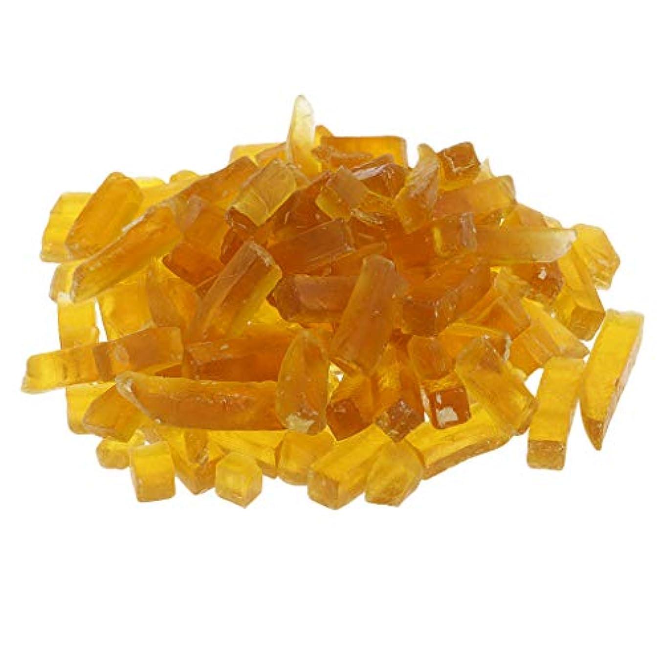 常に熟達した塩辛いPerfeclan 溶融植物 石鹸 石鹸用 天然植物 石けん ソープベース 250g イエロー