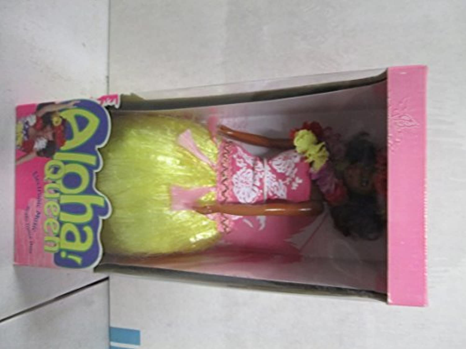 Aloha Queen Barbie Doll (Pink Dress) [並行輸入品]