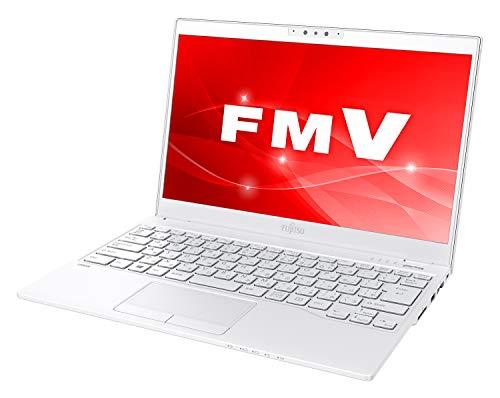富士通 ノートパソコン FMV LIFEBOOK UHシリーズ WU2/C3 (Windows 10 Home/13.3型ワイド液晶/Core i3/4GBメモリ/約128GB SSD/Office Home and Business 2016/アーバンホワイト/)AZ_WU2C3_Z003/富士通WEB MART専用モデル