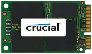 Crucial  256GB mSATA接続SSD  SATA6Gbps CT256M4SSD3