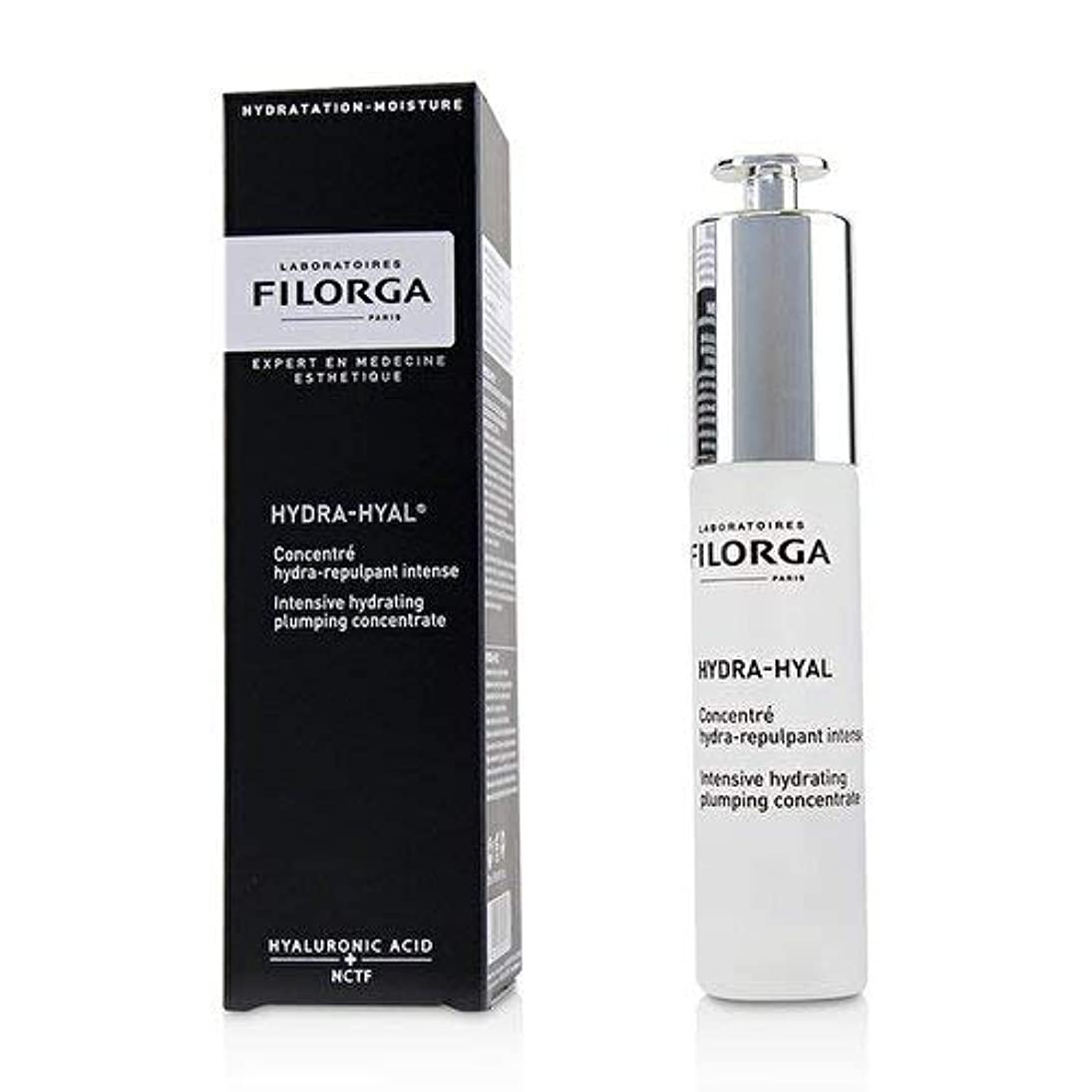 大統領通貨辞任Filorga Hydra-Hyal Intensive Hydrating Plumping Concentrate 1V1320DM/359720 30ml/1oz並行輸入品