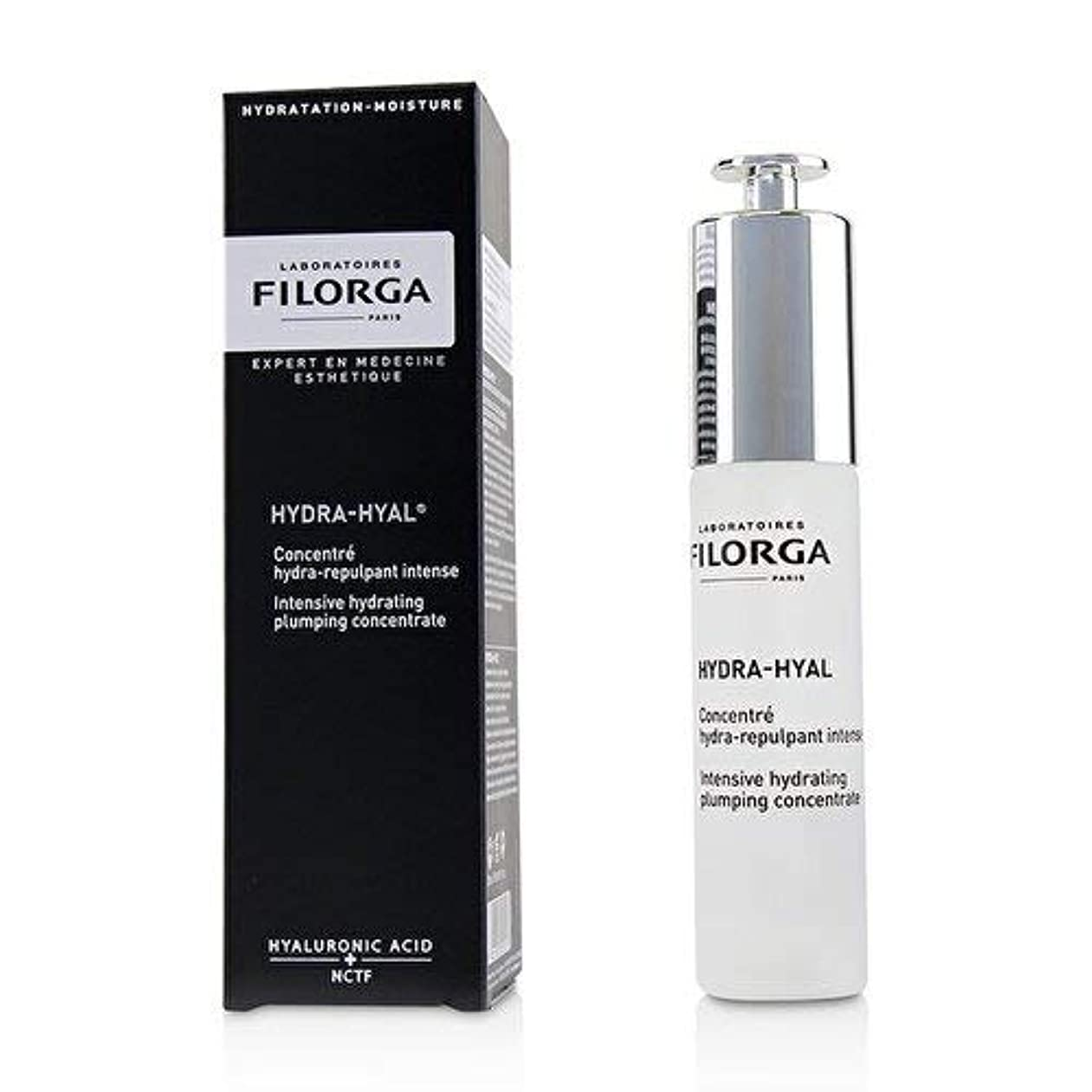 まさに成熟した広がりFilorga Hydra-Hyal Intensive Hydrating Plumping Concentrate 1V1320DM/359720 30ml/1oz並行輸入品