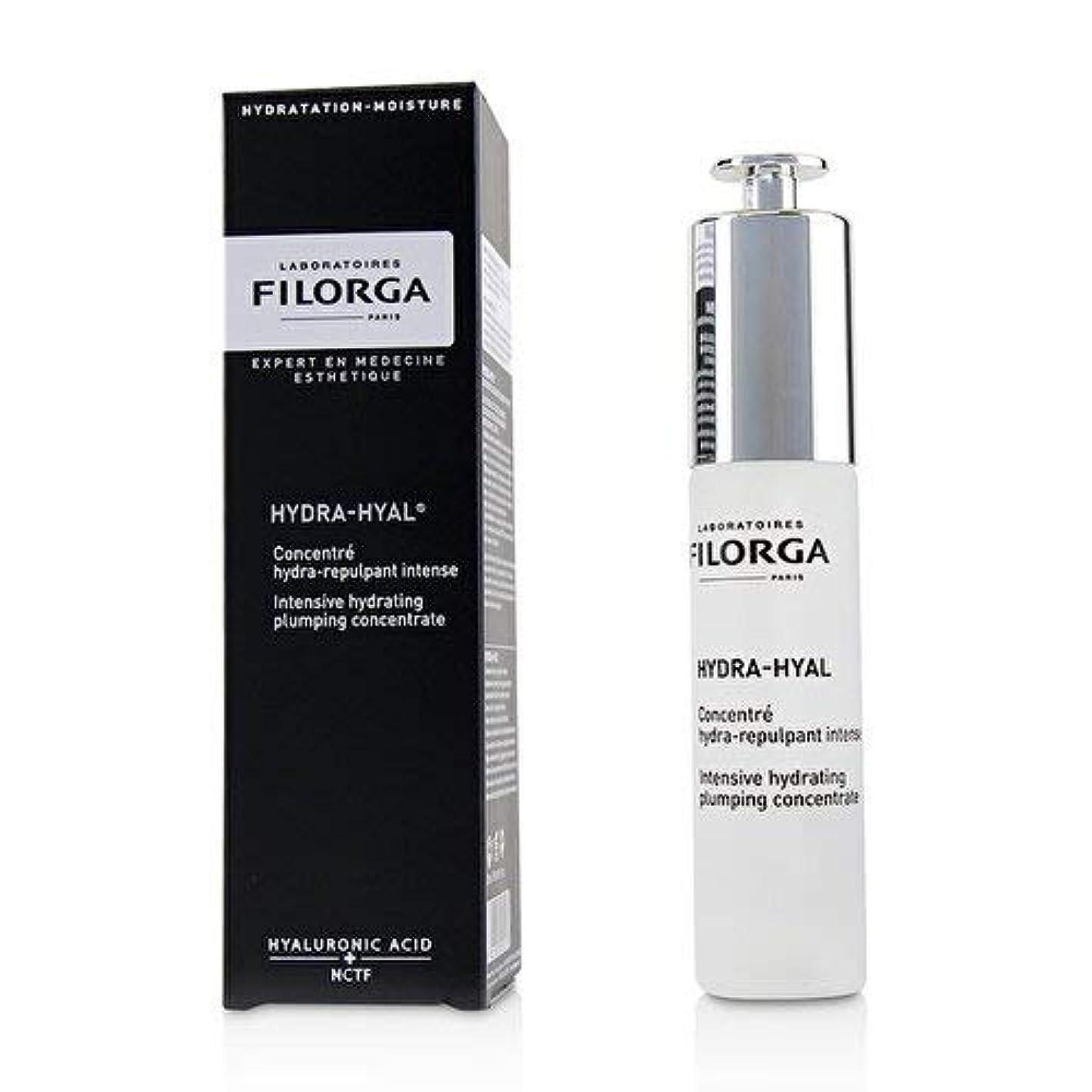 海洋速記がんばり続けるFilorga Hydra-Hyal Intensive Hydrating Plumping Concentrate 1V1320DM/359720 30ml/1oz並行輸入品