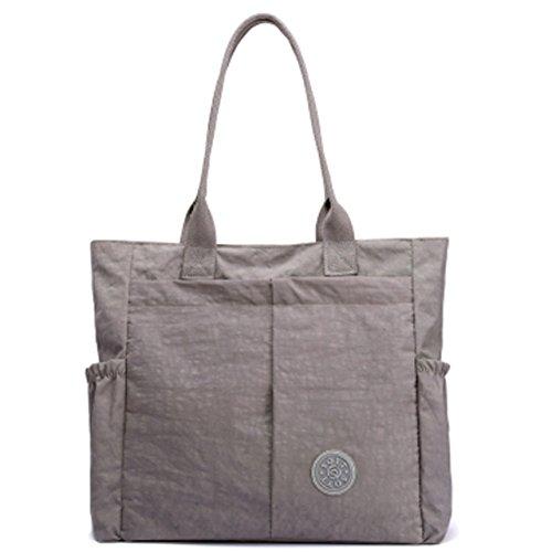 [해외](엔젤 문) AngelMoon 토트 백 여성 a4 방수 나일론 대용량 핸드백 세로 지갑 캐주얼/(Angel Moon) AngelMoon Tote Bag Ladies a4 Waterproof Nylon Large Capacity Handbag Vertical Casing