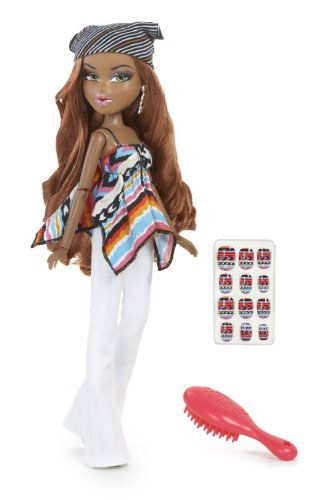 Bratz ブラッツ Totally Polished Doll, Sasha 人形 ドール 【並行輸入】