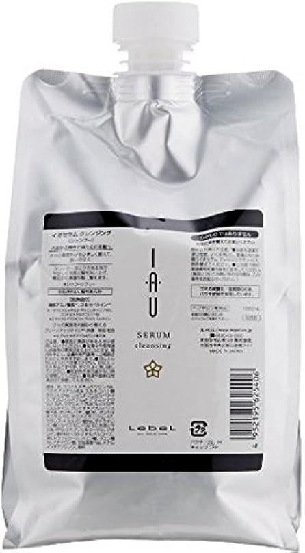 会計士食物円周ルベル イオ セラム クレンジング (シャンプー) 【詰め替え用】 1000mL [並行輸入品]
