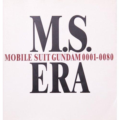 M.S.ERA0001~0080―ガンダム戦場写真集