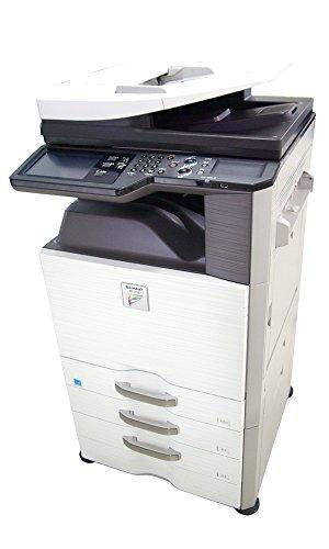 SHARP MX-2310F デジタルカラー複合機 3段システム コピー機 FAX スキャナー (段差(3段~) 階段上(~2階)有)