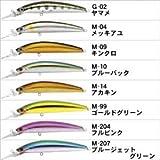 Bassday(バスデイ) シュガーディープ ショートビル 85F  M-04 メッキアユ