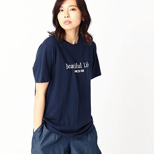 (コムサ イズム) COMME CA ISM ファミリーTシャツ(大人サイズ) 98-61TF04-108 L ネイビー